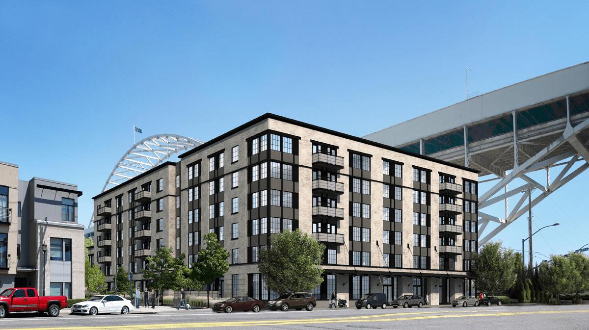 Bridgeport Condominiums Portland Oregon